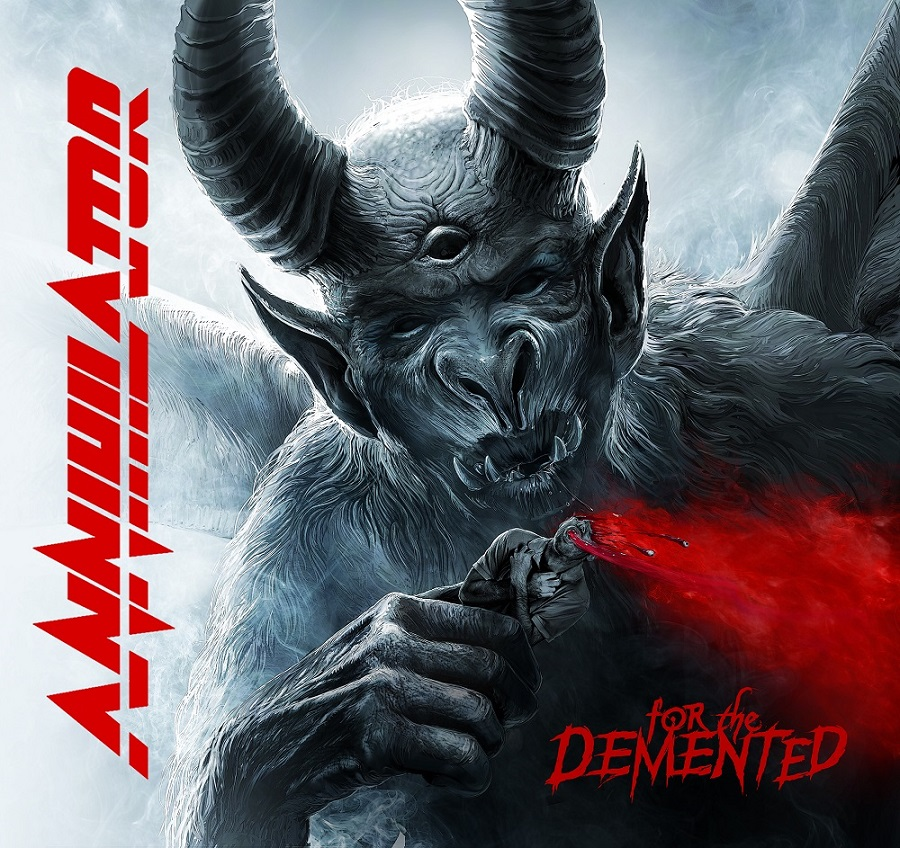ANNIHILATOR for the demented 900